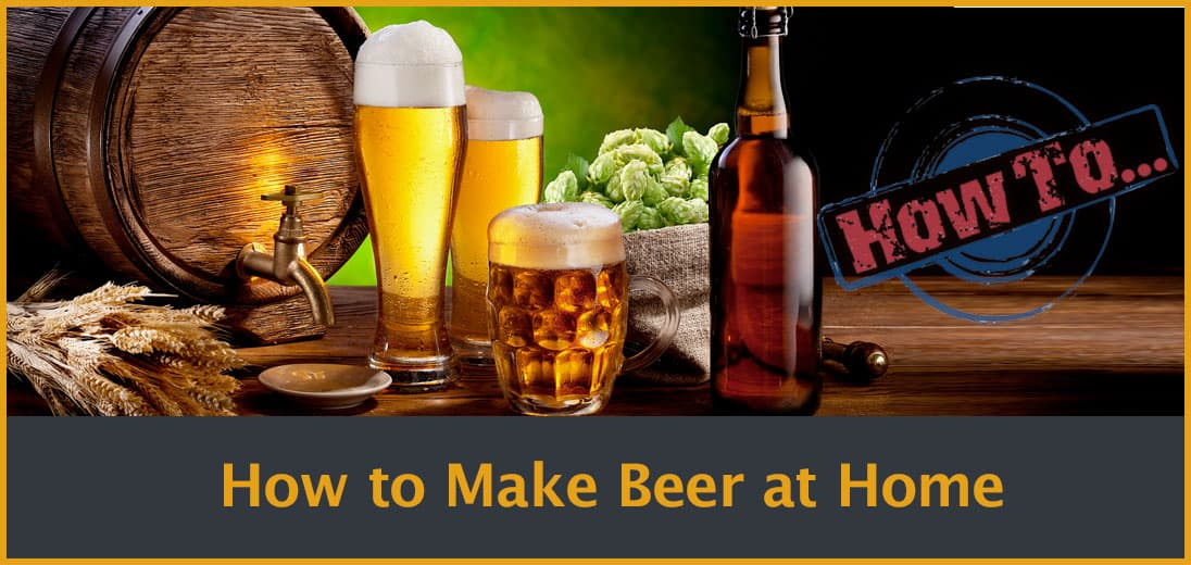 How to Make Beer at Home in 14 Steps: The Complete Brewing Guide