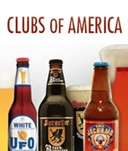 Clubs of A Beer subscription - other clubs include: Wine Club, Cigar Club, Coffee Club, and more