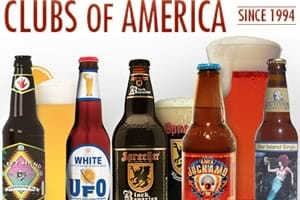Clubs of America Beer Club small