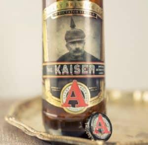 Avery Kaiser Beer Bottle