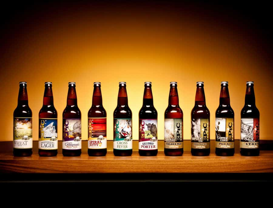 Microbrewed beer of the month club review 52 brews for Best craft beer of the month club
