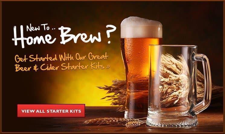 Best Home Brewing Supplies & Equipment - Header image