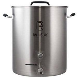 homebrew supply - a steel pot