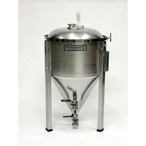 Conical fas fermenter (no brew kettle)