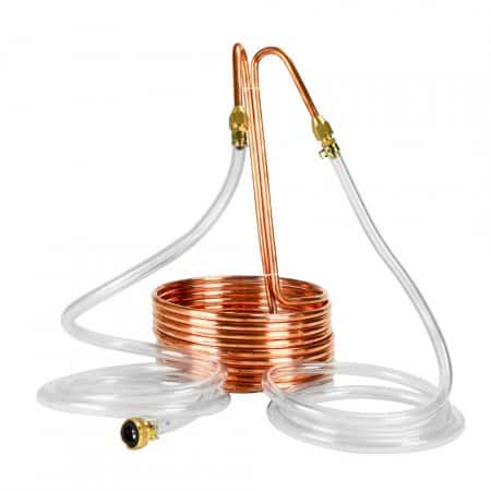 Copperhead Immersion Wort Chiller small