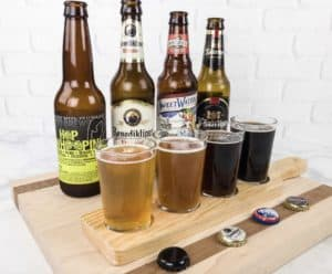 presentation of American Beer