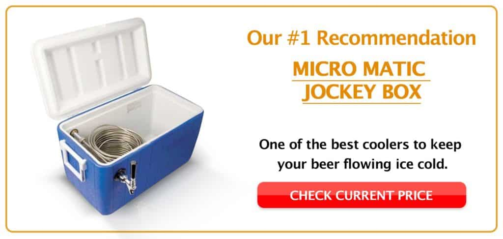 Micro-Matic-Jockey-Box-Coil-Cooler-With-Single-Faucet