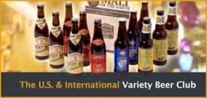 The U.S. & International Variety Beer Club