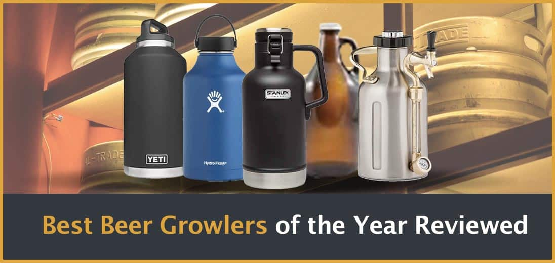 Best Beer Growlers of the Year Reviewed