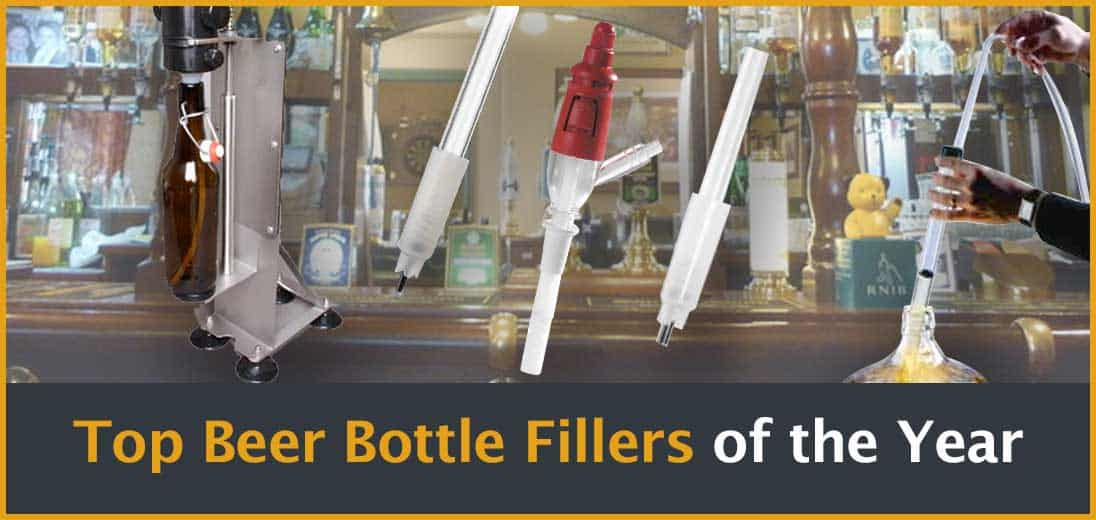 Top-Beer Bottle Fillers of the Year