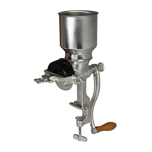 5 Best Grain Mill Grinder Reviews (2019) Manual & Electric Units