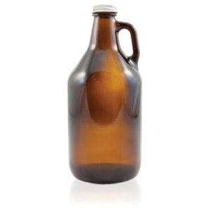 True Fabrications 64Oz Amber Howler