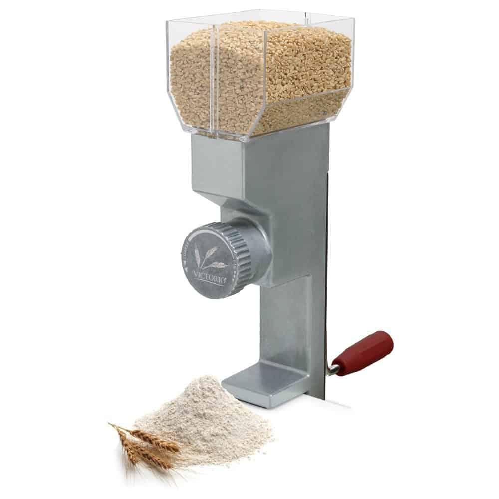 Victorio VKP1024 Deluxe Hand Crank Grain Mill small