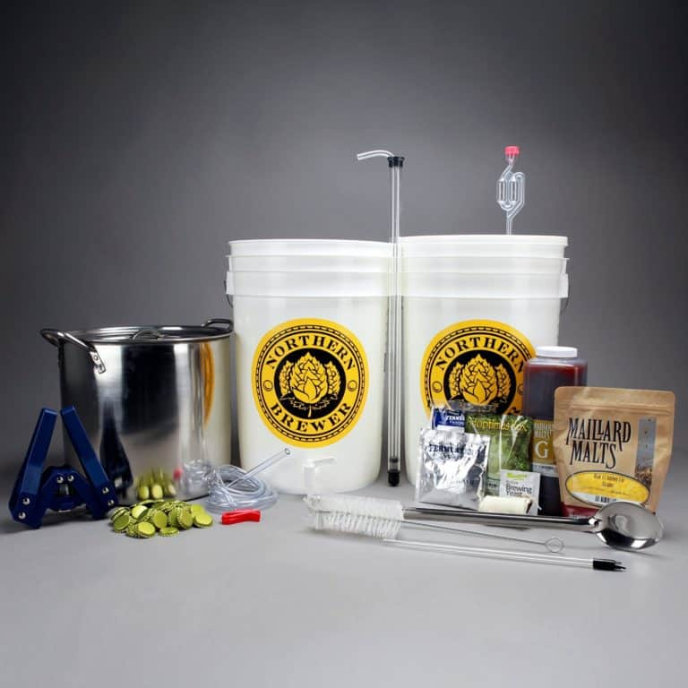 Homebrew Beer Brewing Starter Kit small