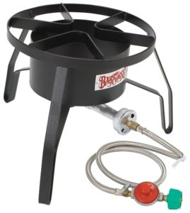 gas cooker by Bayou Classic