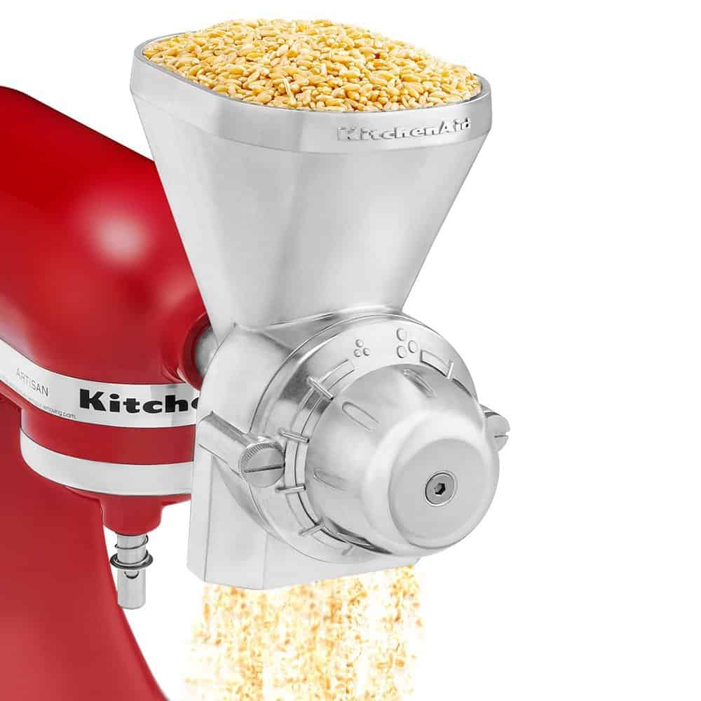 KitchenAid KGM Grain Mill Attachment small