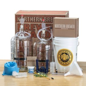 American homebrew kit, equipment, Brooklyn Brew Shop, hop