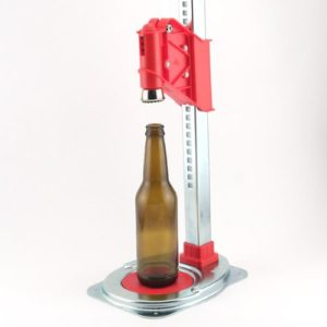 pneumatic bottle capper