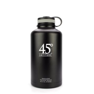 Stainless Steel Insulated Water Bottle to maintain carbonation (CO2) for a long time