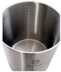 a large pot