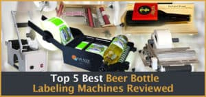 bottle labeler machines
