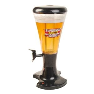 a beer dispenser