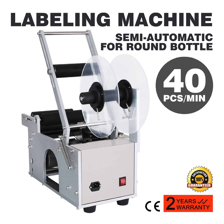 Top 5 best beer bottle labeling machines reviewed 52 brews for Beer label machine