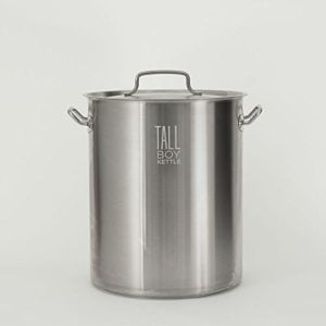 Tall boy brew kettle