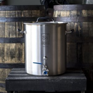 SS Brewtech kettle review - Product image