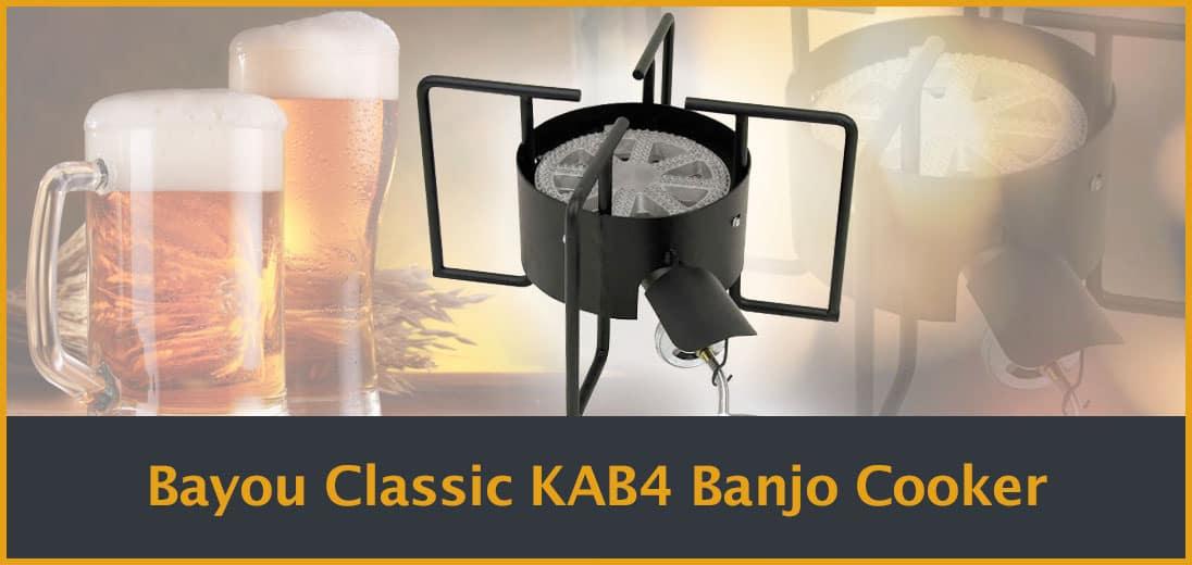Bayou Classic KAB4 Banjo Cooker