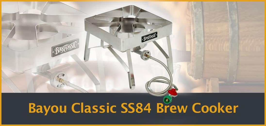 Bayou Classic SS84 Brew Cooker