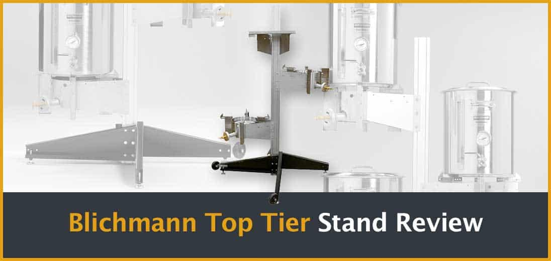 Blichmann Top Tier Stand Review