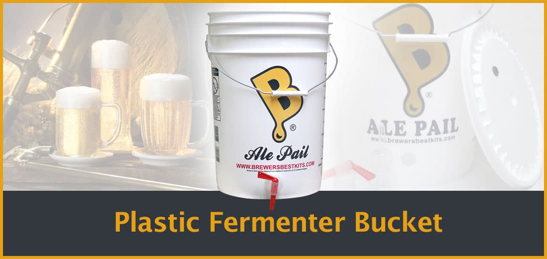 Plastic Fermenter Bucket