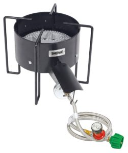 burners for home brewing