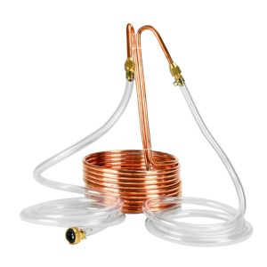 homebrew wort chiller