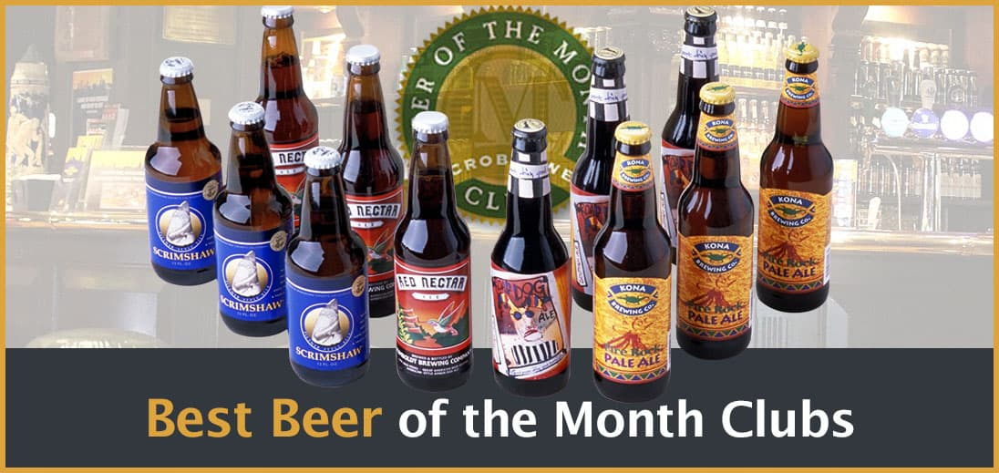 Best Beer of the Month Club Reviews: 2018 Top Comparisons