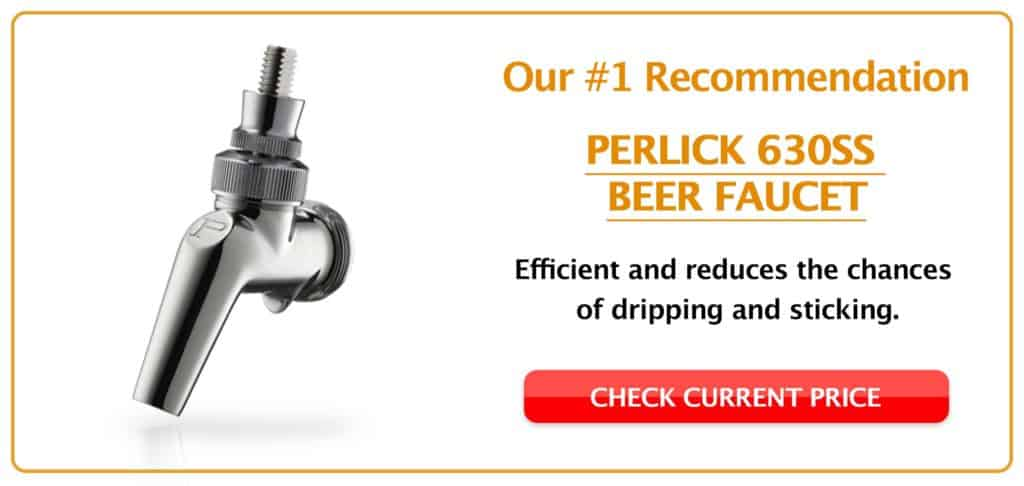 5 Best Beer Faucets & Taps for SMOOTH Pouring (2018 UPDATED)