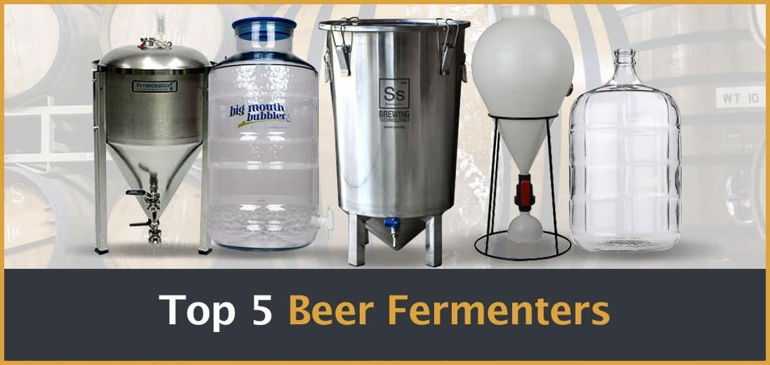 Top 5 Best Conical Beer Fermenters