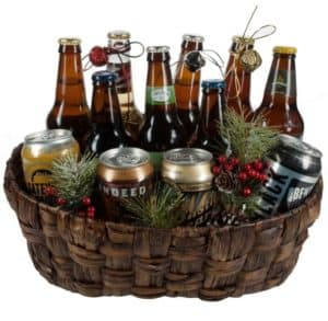 basket of beers
