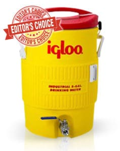 Igloo Mash Tun Product_Editors Choice