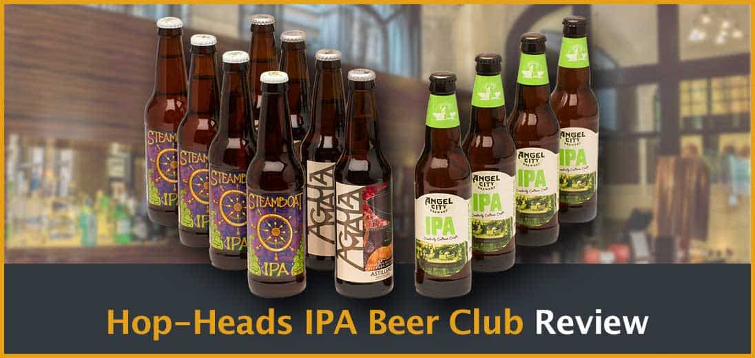 Hop-Heads IPA Beer Club Review