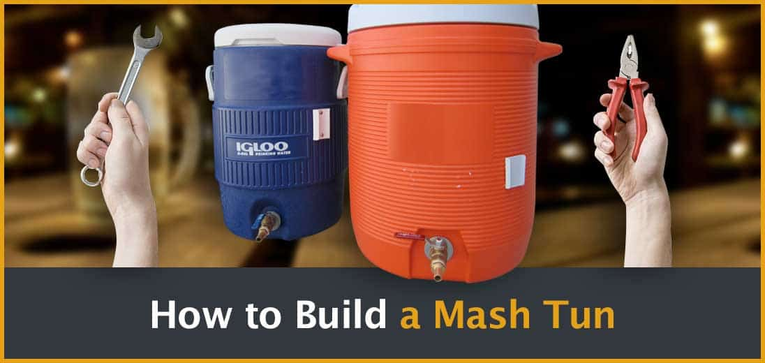 how to build a mash tun