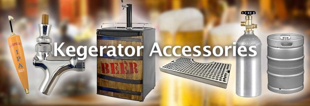 Must haves for Kegerator