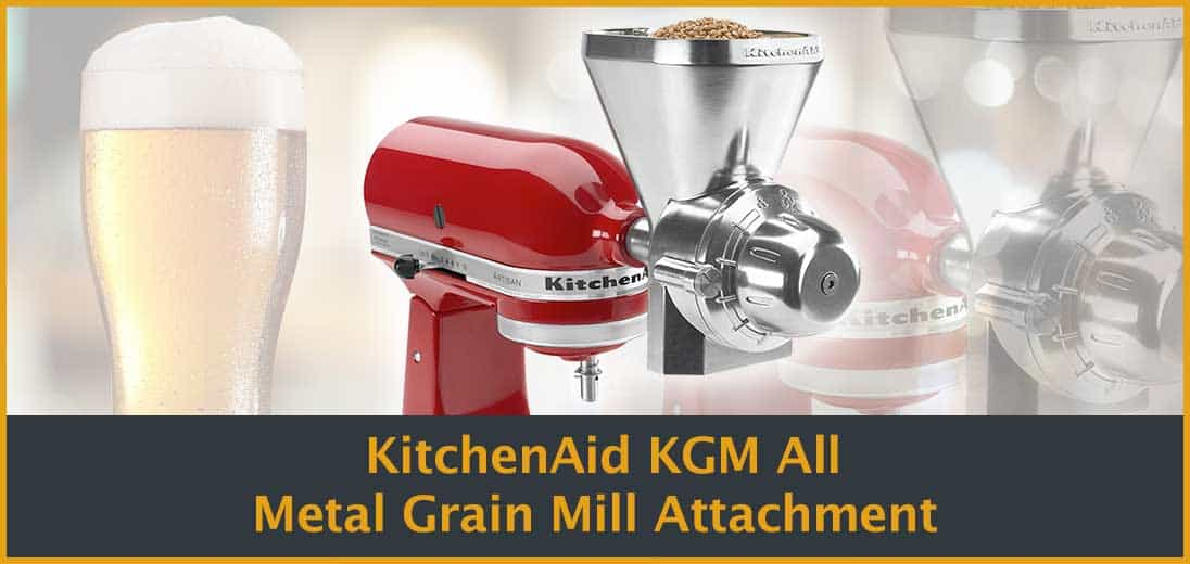 KitchenAid KGM All Metal Grain Review