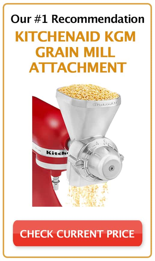 KitchenAid KGM Grain Mill Attachment_sidebar