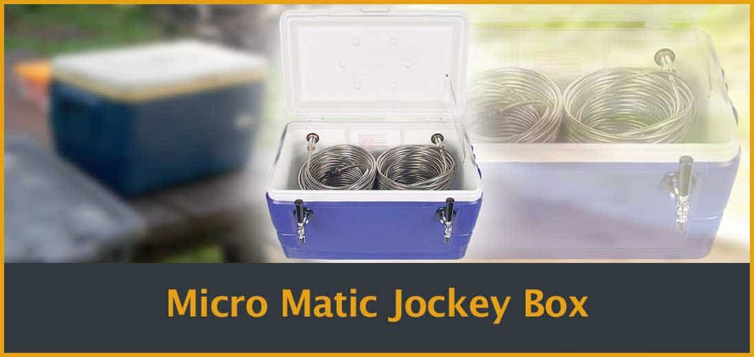 Micro Matic Jockey Box Review