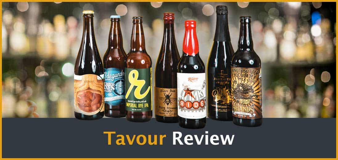 Tavour Beer Club Review