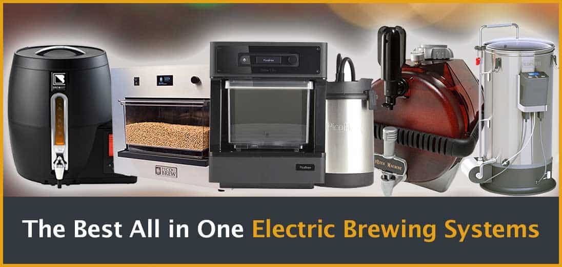 The Best All in One Electric Brewing Systems