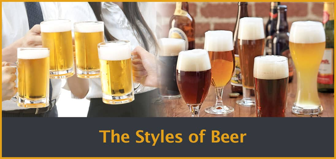 The-Styles-of-Beer