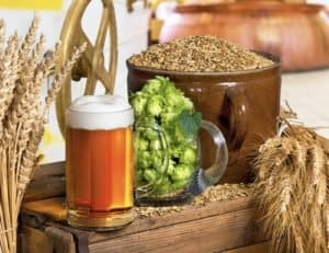 all grain brewing ingredients